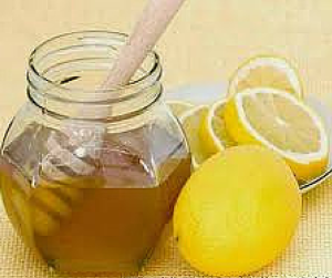 Lemons and honey
