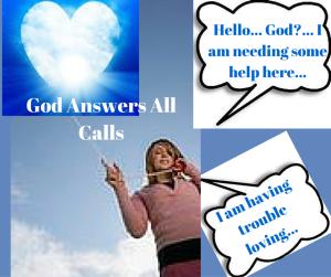Hello... God?... I am needing some help here...